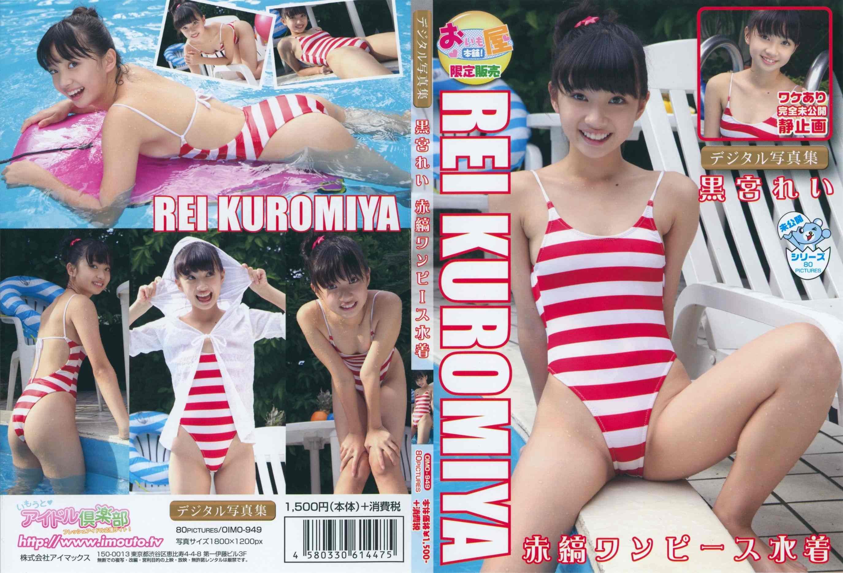Red Stripe One Piece Swimwear