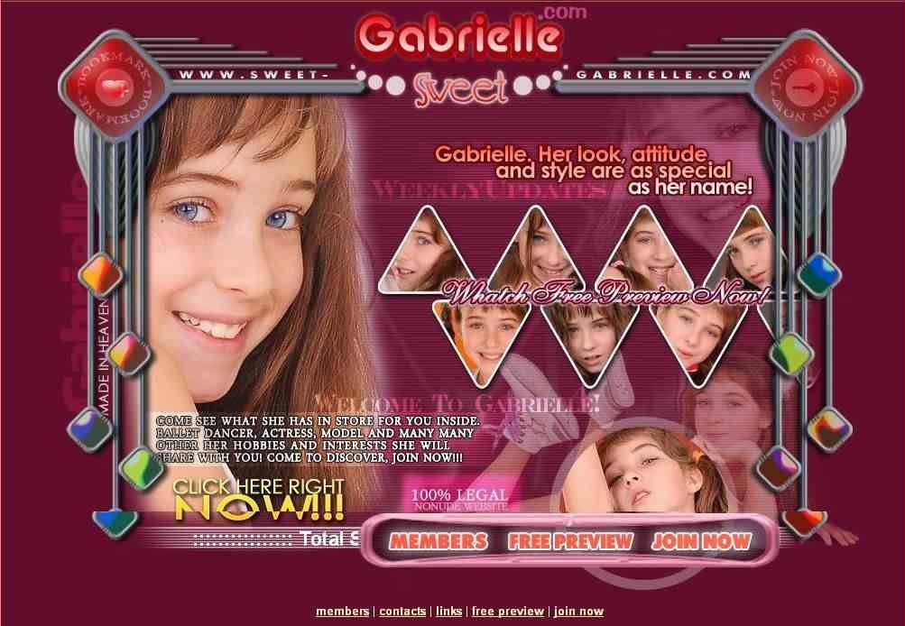 Sweet Gabrielle