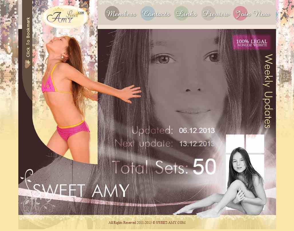 Sweet Amanda